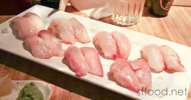 Ino Sushi | A Restaurant Review by San Francisco Food