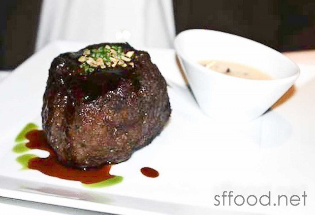 Alexander's Steakhouse | A San Francisco Food Restaurant Review