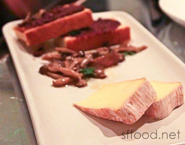 Ad Hoc | A San Francisco Food Restaurant Review