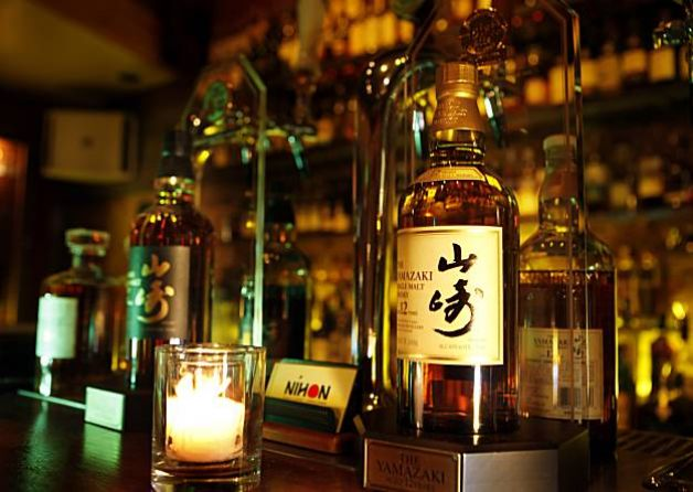 Scotch at Nihon Whisky Lounge - photo credit: SF Gate