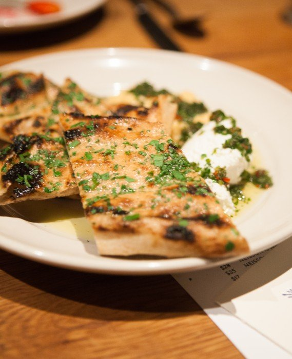 Bar Agricole Restaurant Review