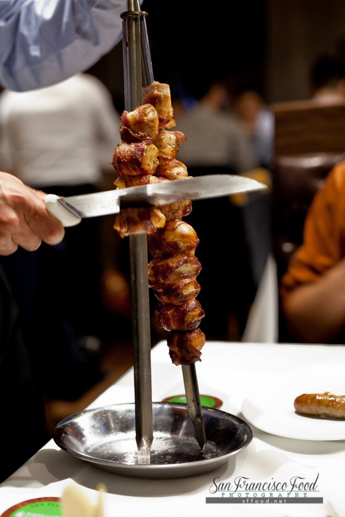 Fogo de Chao Chicken with Bacon