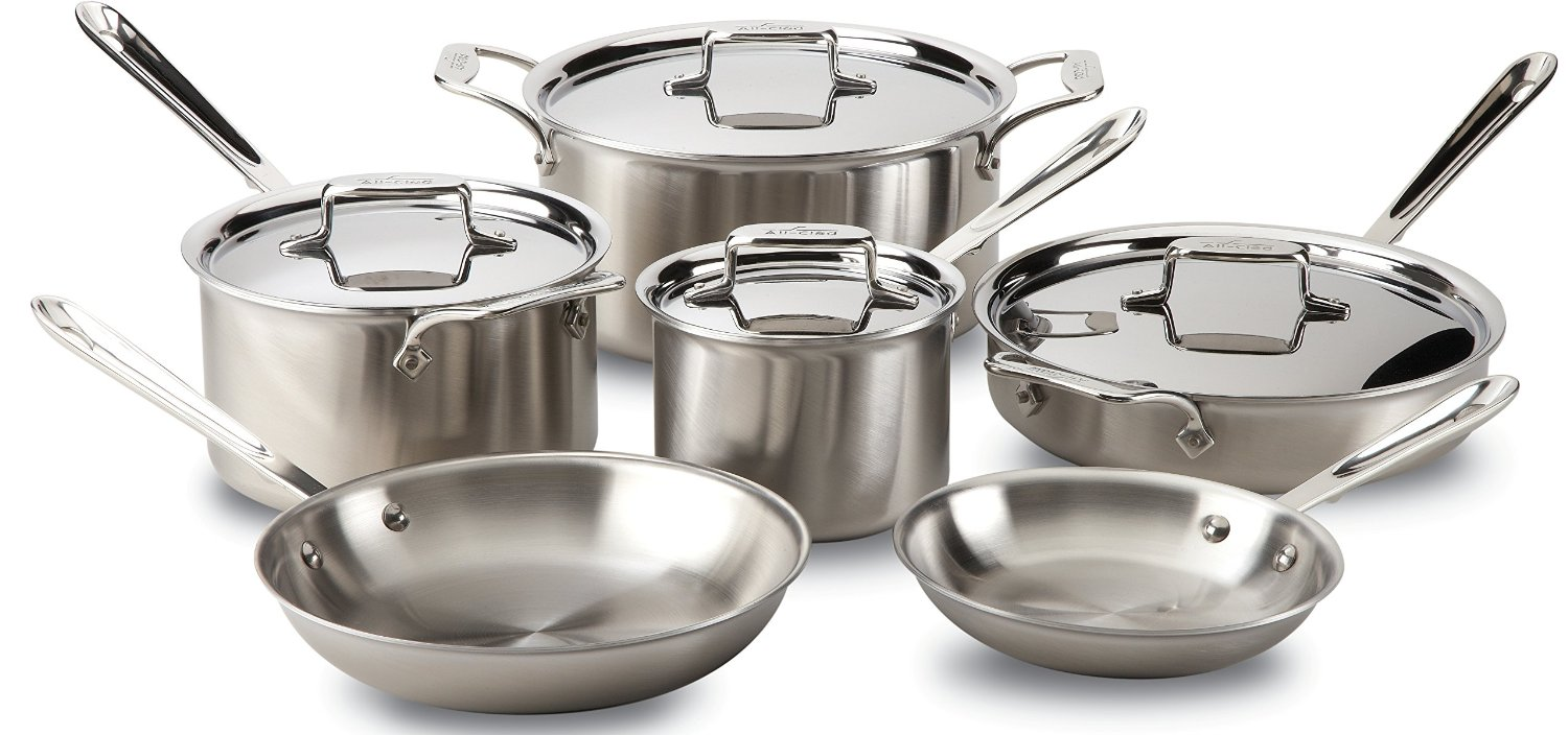 all-clad 10 pc | sffood store