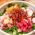 Korean Sashimi Rice Recipe | San Francisco Food