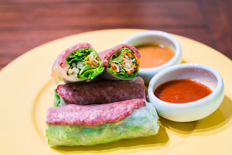 Bay Area Nem Nuong Cuon | San Francisco Food Restraurant Review