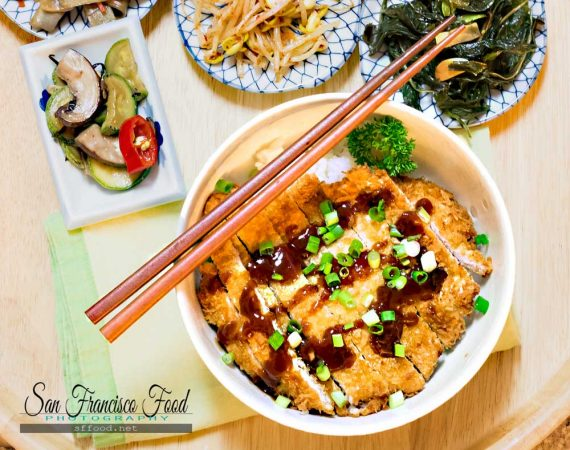 How to Make Tonkatsu: Tonkatsu Recipe | SFFOOD