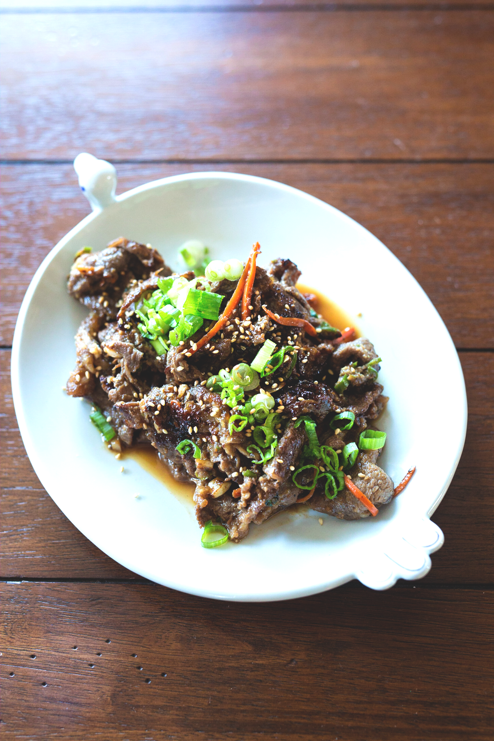 Korean Bulgogi Recipe