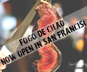 FOGO DE CHAO SAN FRANCISCO RESTAURANT  REVIEW COVER