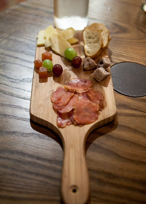 Beso Iberico with Cheese Plate - San Francisco