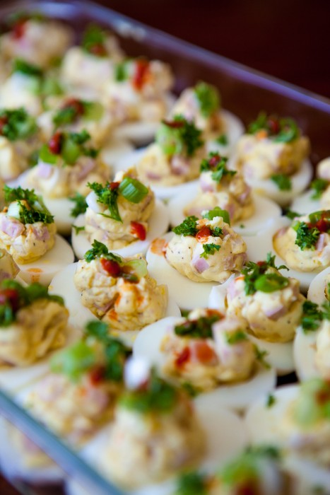 How to Make Deviled Eggs   Recipe by San Francisco Food
