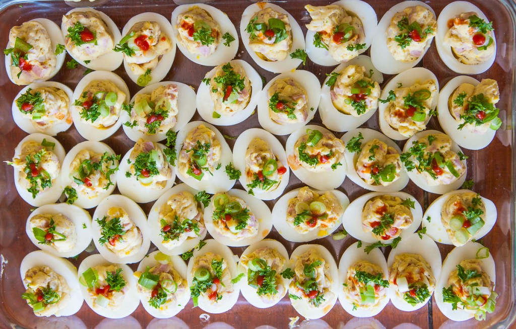How to Make Deviled Eggs | Recipe by San Francisco Food
