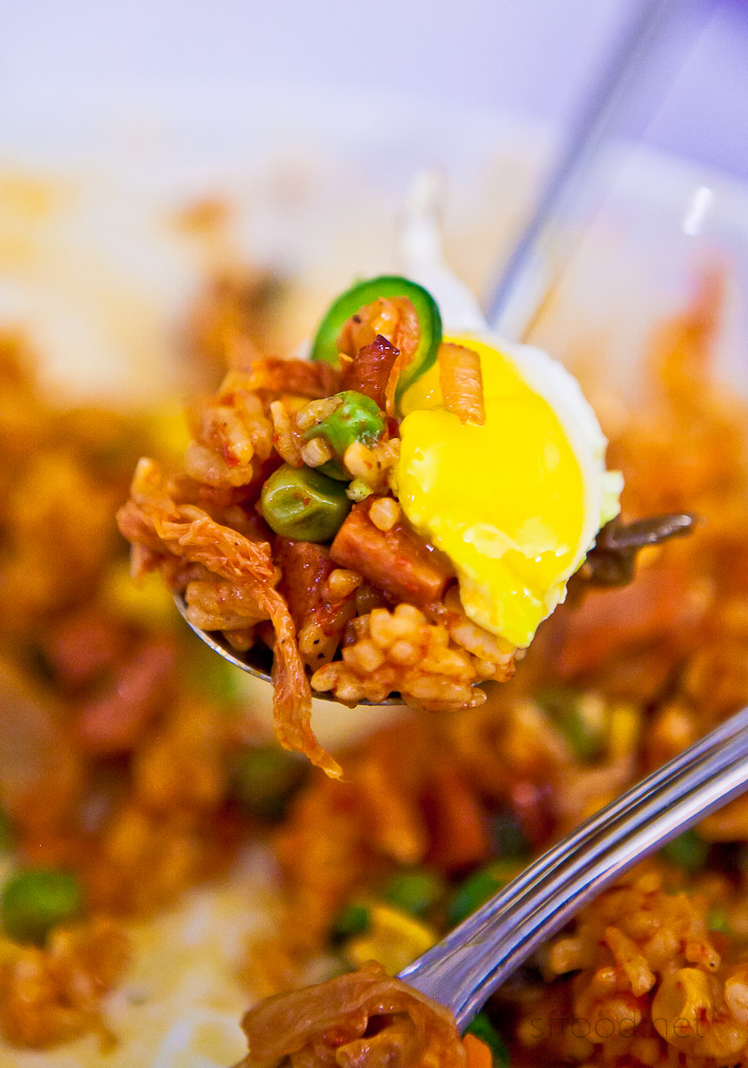 Recipe for Kimchi Fried Rice