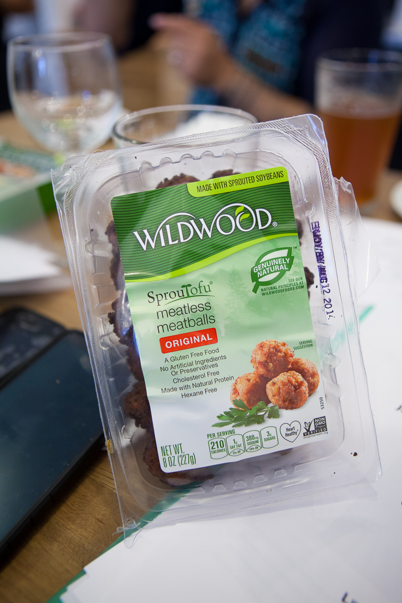 Wildwood Meatless Meatballs